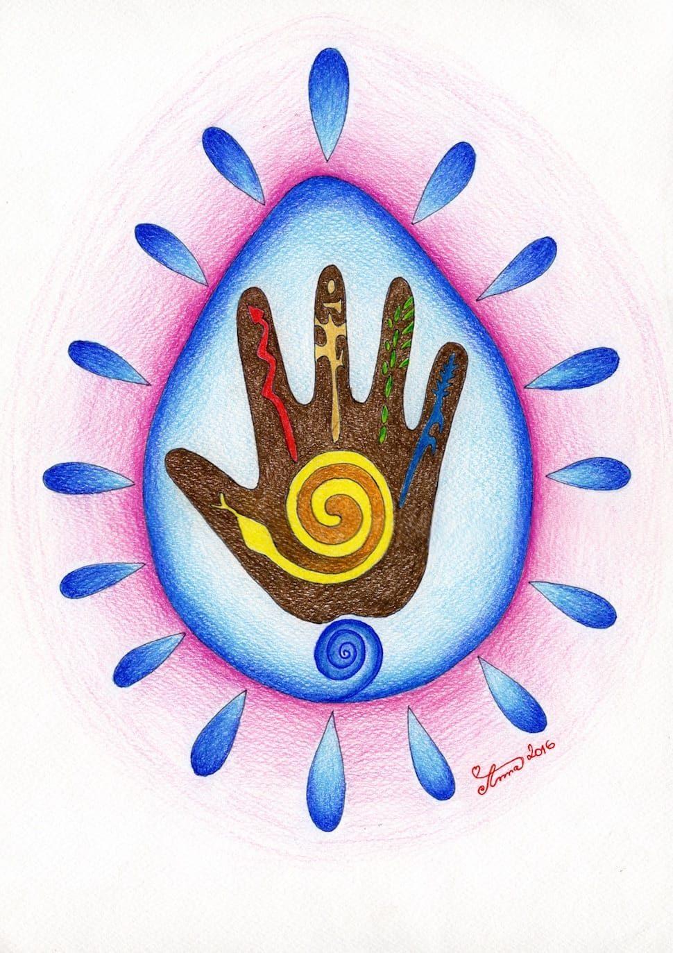 Šamanská ruka