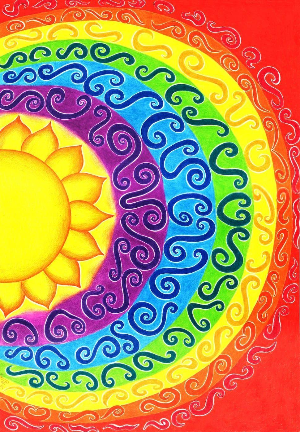 Slunce v duze