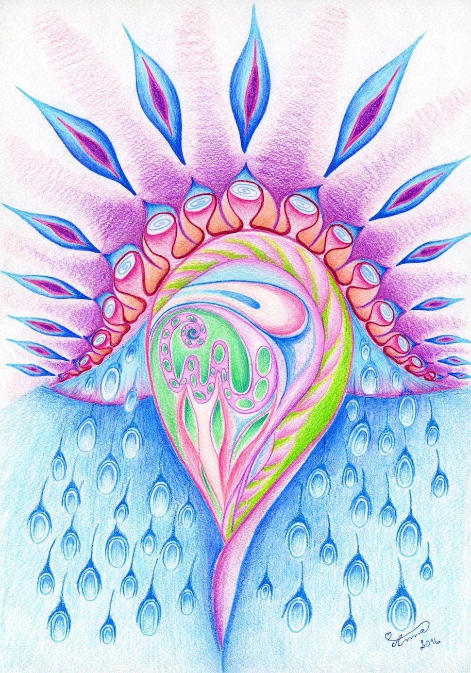 Vibrace vody v nás, v buňce a kolem nás