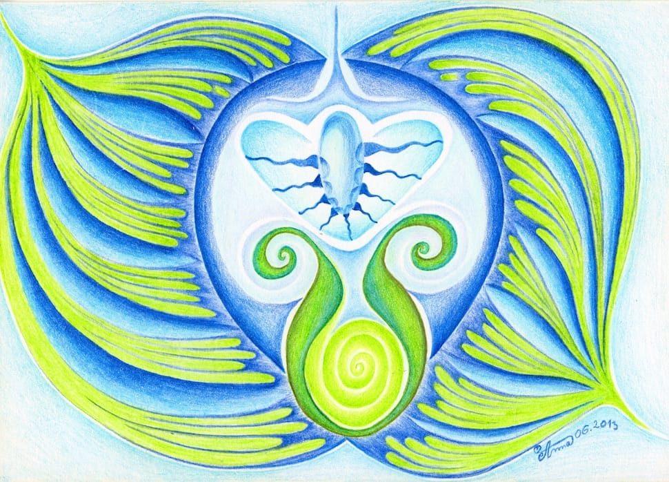 Zřítelnice absolutního středu našeho vědomí
