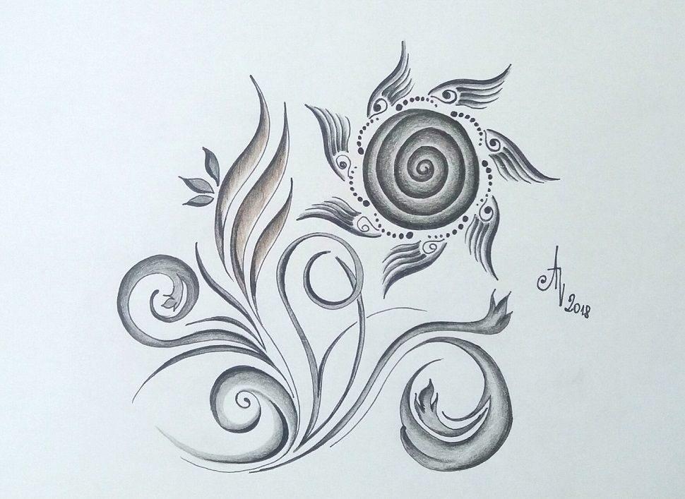 Osobní návrh na tetování
