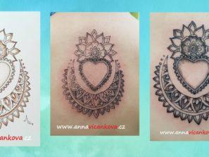 osobní tetování