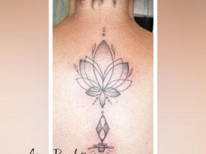Obrazec tetovaný přímo na míru